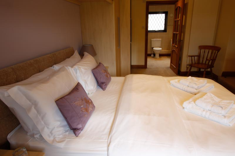 Master Bedroom showing Ensuite Bathroom