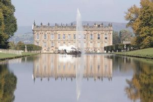 Luxury accommodation for 10 near Chatsworth