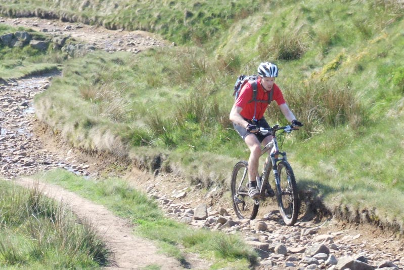 Self catering cycling holiday Derbyshire