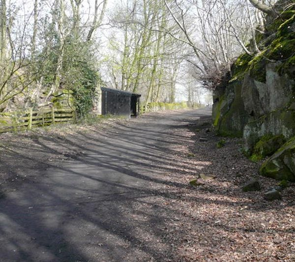 Family self catering ccommodation near High Peak Trail Derbyshire