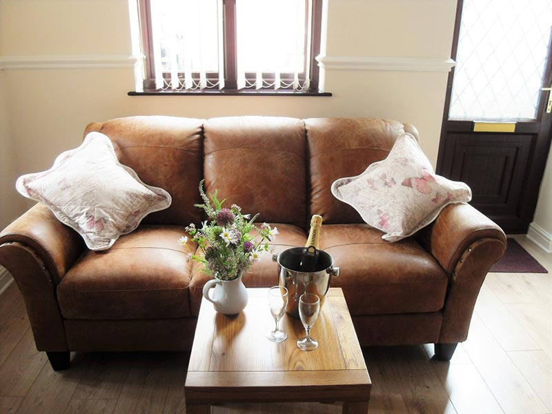 luxury self catering cottage Derbyshire