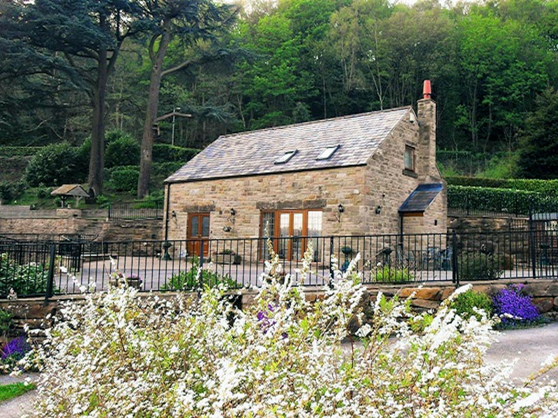Self catering holiday cottage Derbyshire